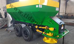ماشین های زراعی تیداپارس
